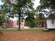 A view of the Litchfield, CT green.  Picture © 2007 by James F. Kile/Benjamin J. Kile